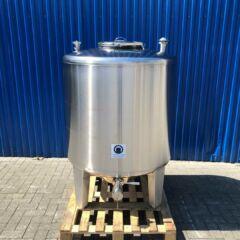 1000L Edelstahlbehälter-0
